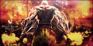 God of War by CajunFX