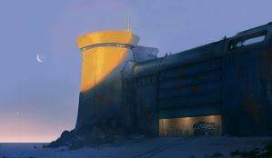 Outpost by Powl96