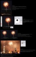 Fireworks tutorial by Fune-Stock