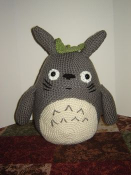 Totoro by Ginger-PolitiCat