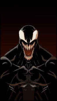 Venom Front by Anny-D
