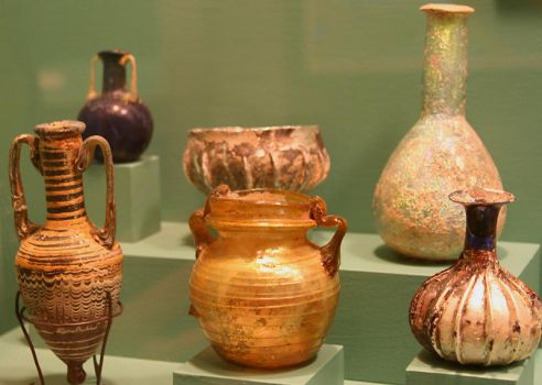 Ancient Vases by KelbelleStock
