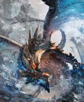 The dragon of Ice by antilous