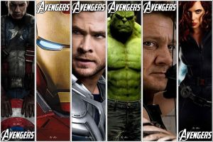 avengers assemble bookmark by Acu91