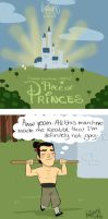 Place of Princes: 4- conflicted by knightJJ