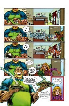 Trey- issue 2-page 03-comixpress copy by LeighWalls-Artist