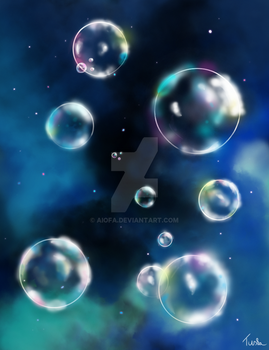 Bubbles by Aiofa