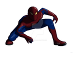 The Amazing Spider-Man by Squall-Kaihane