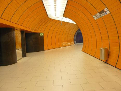 tunnel stock 2 by Mihraystock