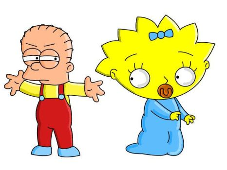maggie simpson signature by - photo #17