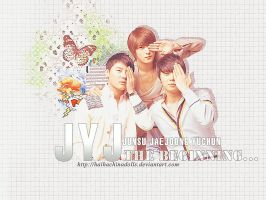 JYJ the beginning by haihachinadolls