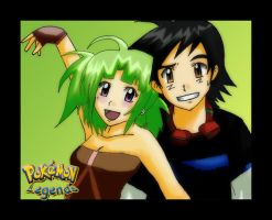 Pokemon Legends:  Ruby and Ash