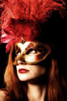 Masquerade by CindyHoliday