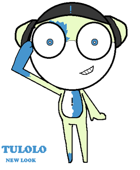 Tulolo New Look by FanKeroro