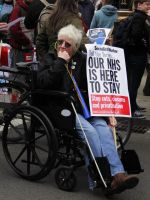 May 18th 2013 - Save the NHS: 43 by LouHartphotography