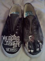 Memphis May Fire by Miowww
