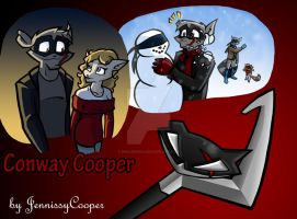 Conway Cooper by JennissyCooper