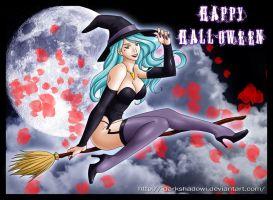 HAPPY SEXY HALLOWEEN by IDarkShadowI