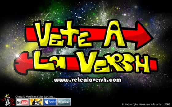 Vete a la Versh - Wallpaper by darkarcompany