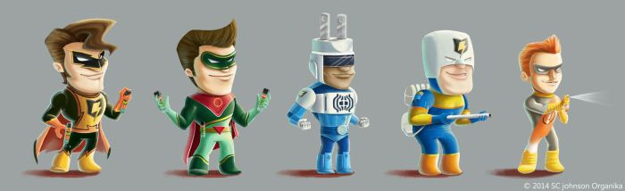 Supers SC by yandrk