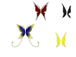 Fairy/pixie wings by ColdBlod23