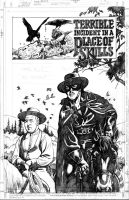Zorro: Matanzas Issue 2 Page 1 by mikemayhew