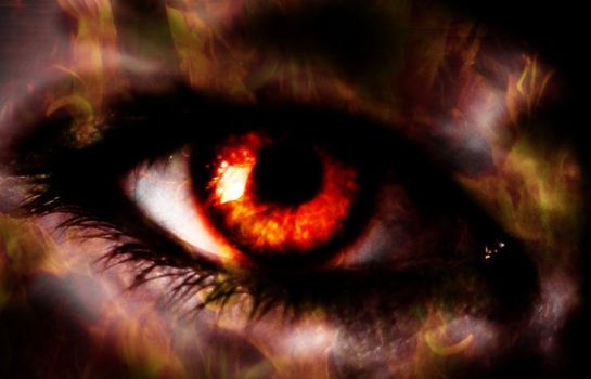 Eye of Hell by PunkRockLuvr4Evr
