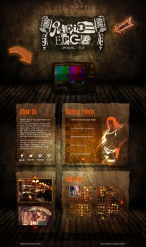 Bar Website Redesign by Avalonis