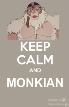 Keep Calm and... by Dawnsknight