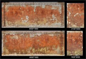 Texture Set - Old Bridge by AGF81