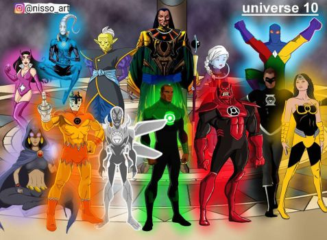 universe 10 all rings users by nissimaharonov