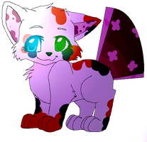 Blossom Badge by That-Catty-Artist