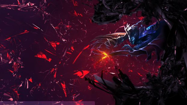 [LoL] Wallpaper - Nocturne by sHao-taisa