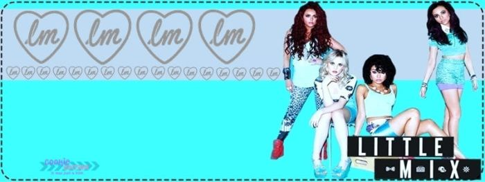 Portada Litlle Mix By: Cookie1D by Cookie1D