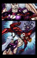 MAJESTIC XII COLOR PAGE FIVE by MAJESTIC-XII-COMIC