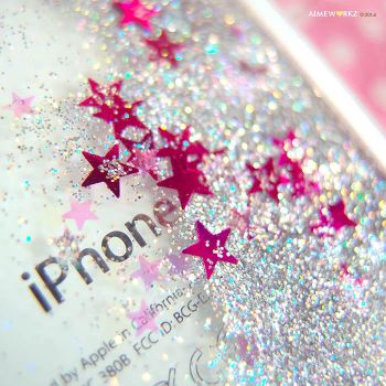 ..Starry Iphone.. by aimeworkz