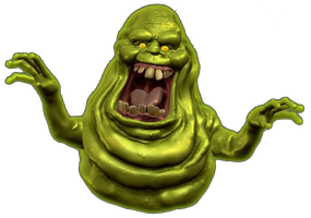 Slimer icon by SlamItIcon