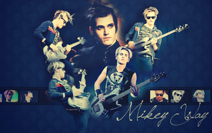 Mikey Way wallpaper 082 by saygreenday