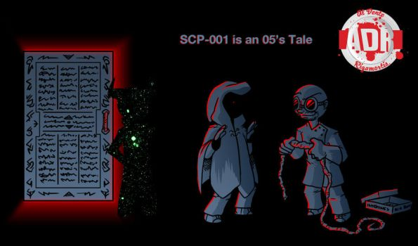 Episode 137 - SCP-001 is an 05s Tale by Crazon