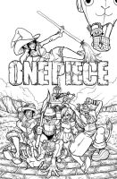 The Wizard of One Piece by EZG