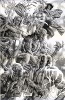 Legion of Monsters by wolfpact