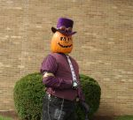 Gourdon Pumpkinhead Before the Parade 4 by Windthin