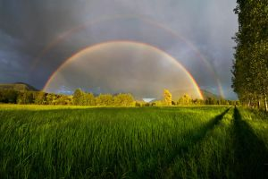 Complete Double Rainbow by lee-orr