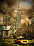 Apocalyptic City by Daxos