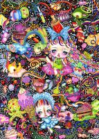 A Lot Of Colors Doll by Lipsies