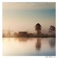 Dreamy Morning by JacqChristiaan