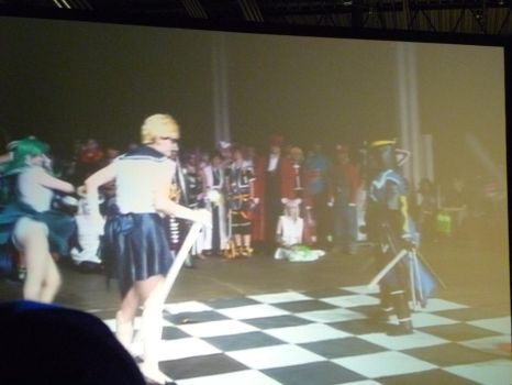Cosplay Chess 15 by tisnarutard