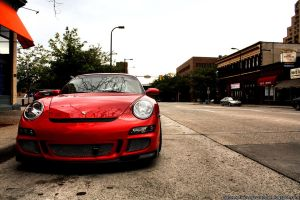 Porsche 997 911 GT3 by automotive-eye-candy