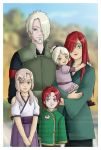 Collab with anniberri - Seii Family Portrait by mistressmaxwell