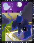 Her Beautiful Night by TheShadowStone